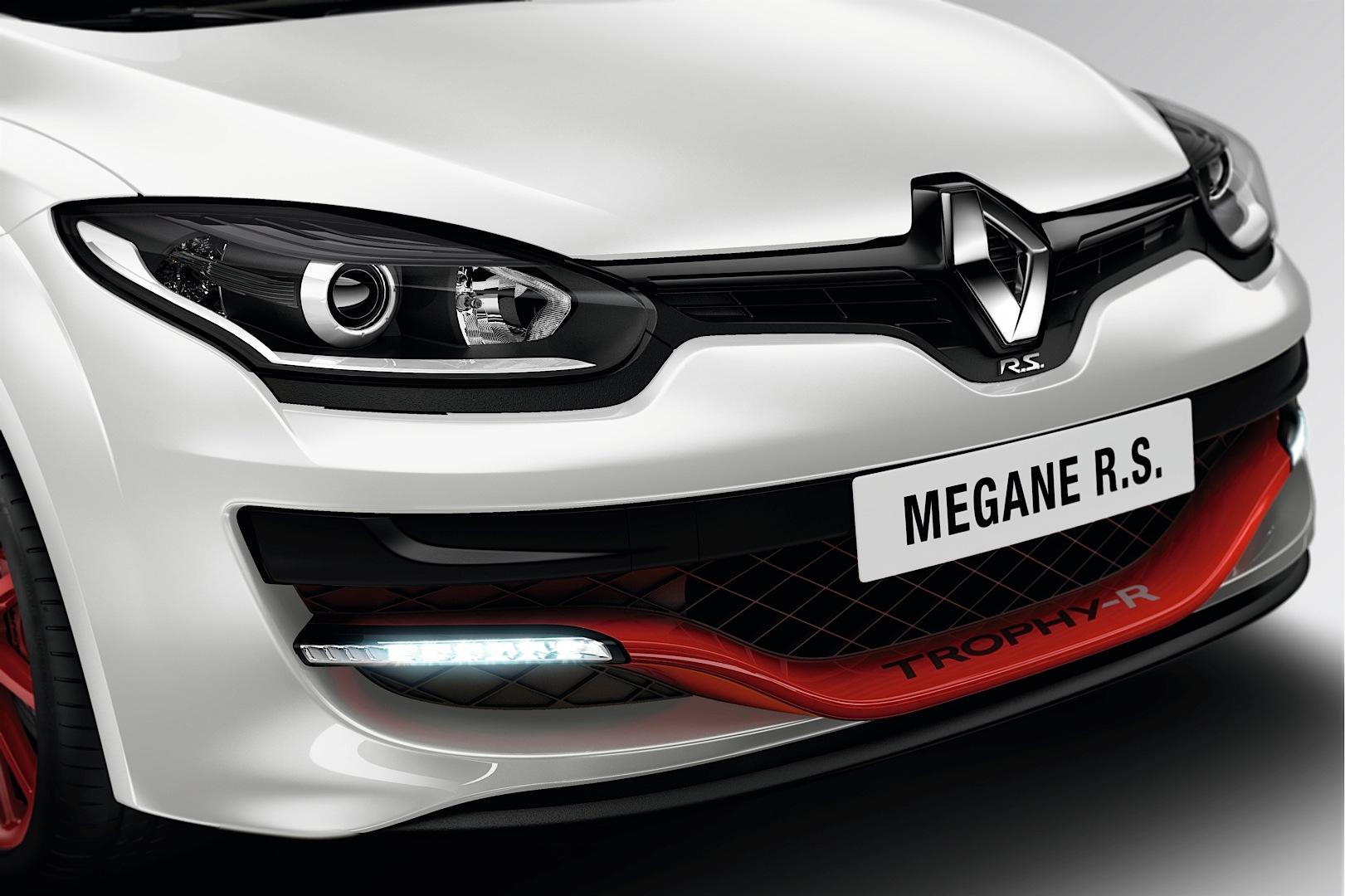 renault megane rs 275 trophy r sets new nurburgring lap. Black Bedroom Furniture Sets. Home Design Ideas
