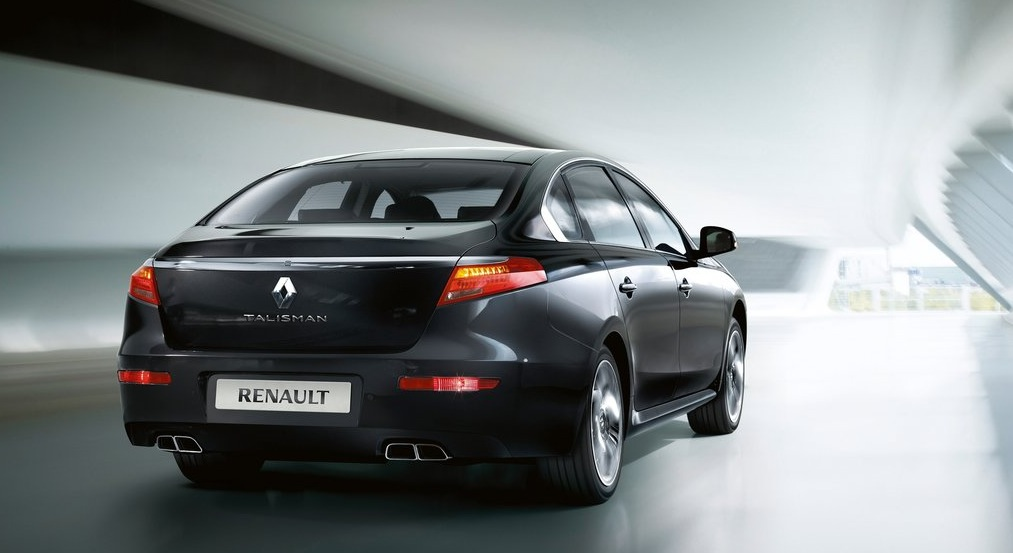 Koleos Car Price >> Renault Rebadges Samsung SM-7 to Create Flagship Talisman Model for China - autoevolution