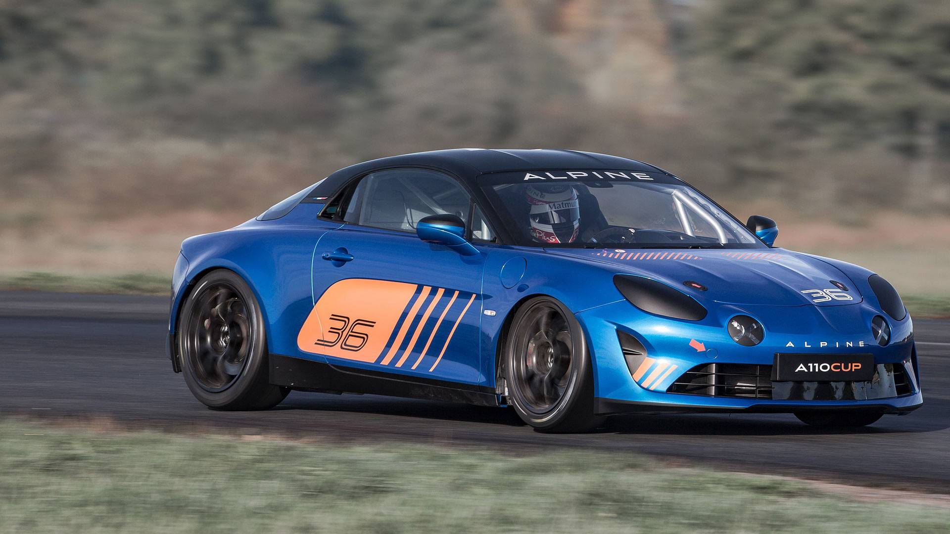 renault reveals alpine a110 cup race car for one make series autoevolution. Black Bedroom Furniture Sets. Home Design Ideas