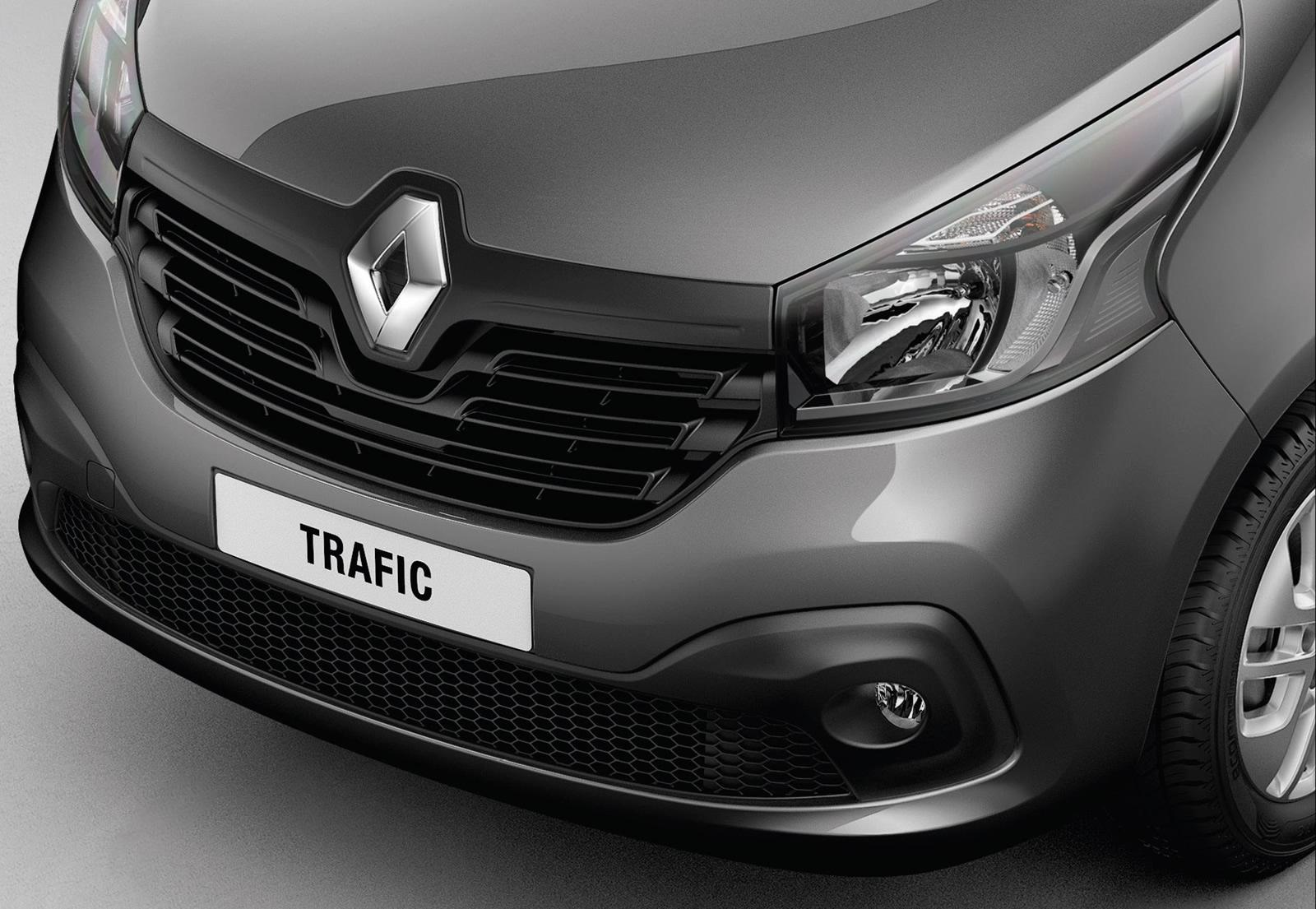 Renault S New Trafic Van Revealed Will Get New 1 6l Turbo