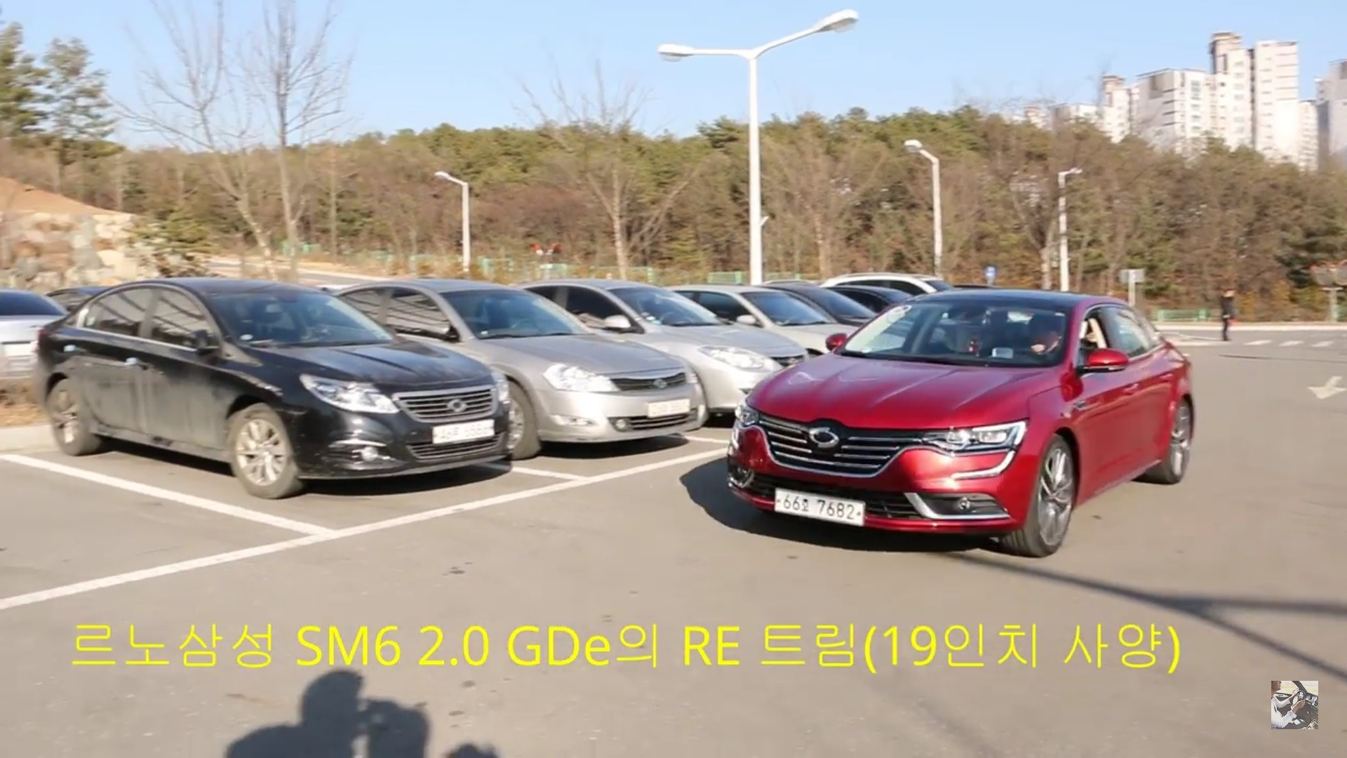 sm6 talisman in korea gets 2 0 lpg engine and cvt   autoevolution