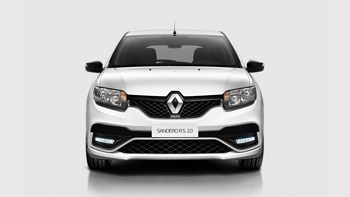 renault sandero rs configurator goes online video photo gallery autoevolution. Black Bedroom Furniture Sets. Home Design Ideas