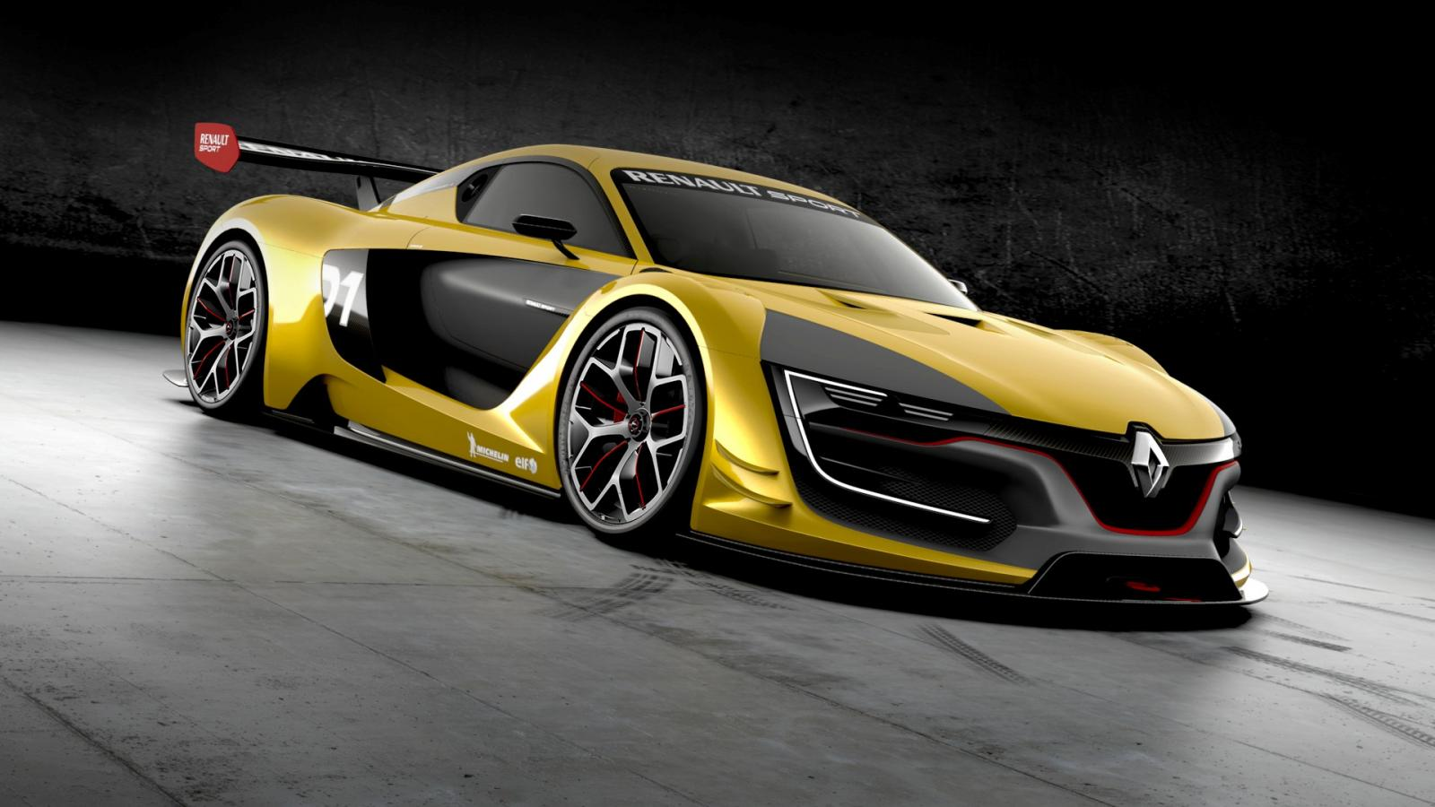 renault sport rs 01 debuts at moscow motor show video photo gallery 6