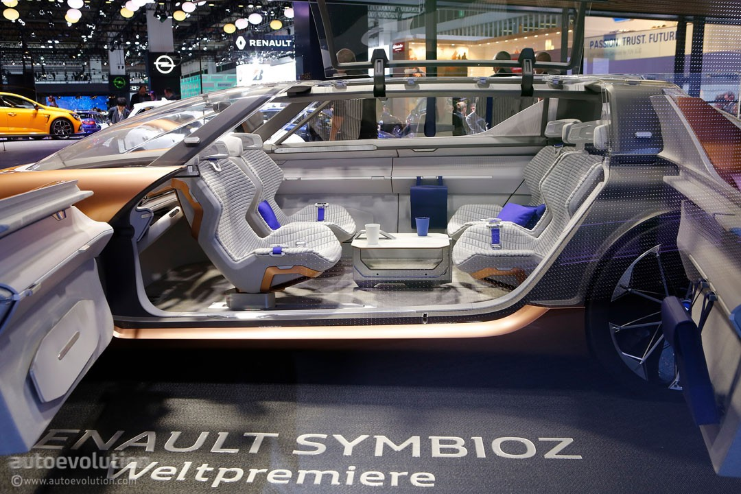 Renault Symbioz Concept Is Missing Its Home In Frankfurt Autoevolution
