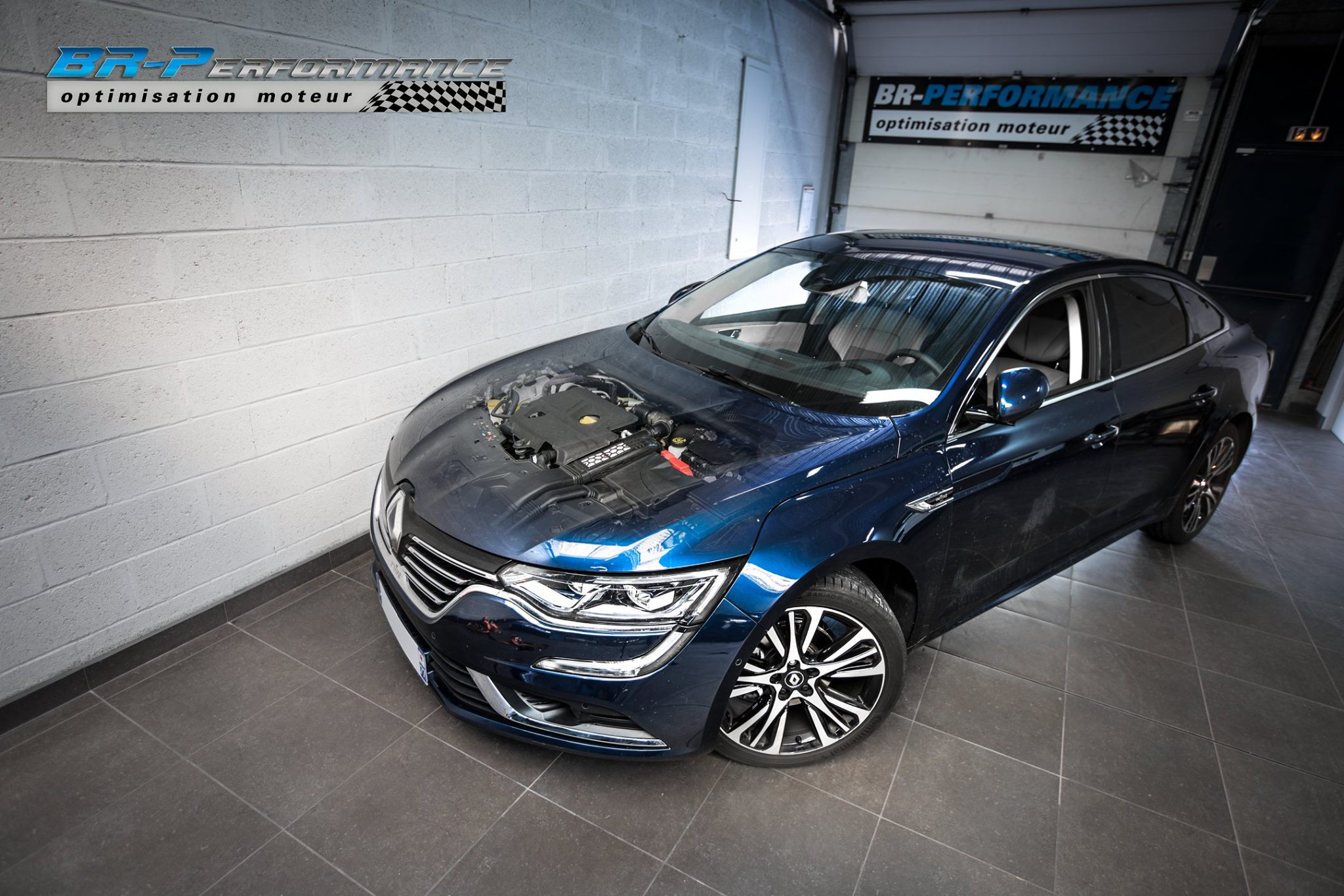Renault Talisman 1 6 Dci 130 Gets Tuned To 160 Ps By Br