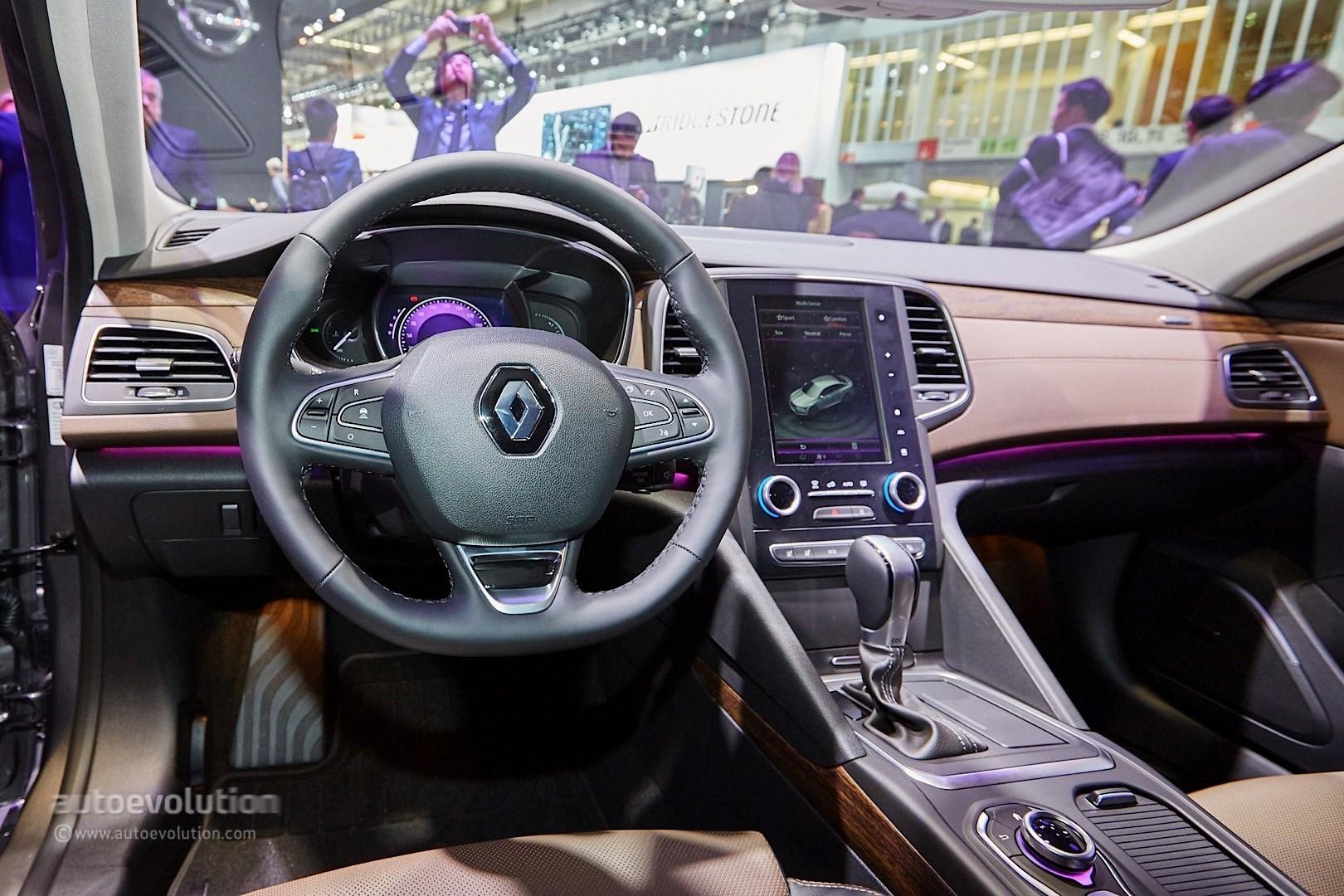 Renault Talisman Is Li...