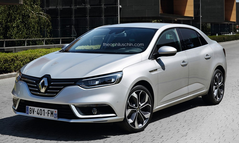 Renault To Launch New Pick Up Sedan And Seat Scenic In