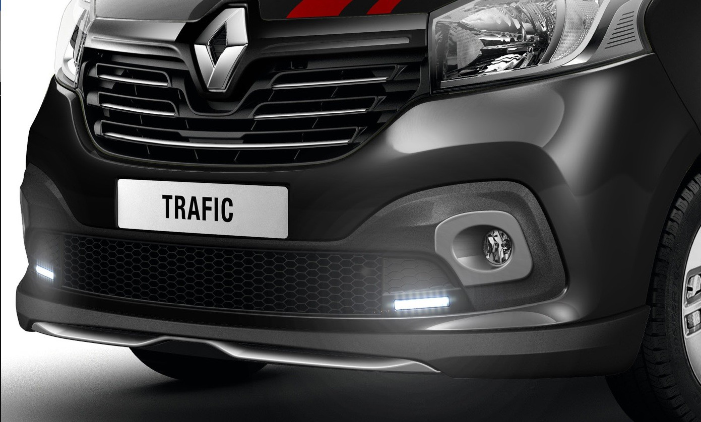 Renault Trafic Sport Pack Delivers Desirable Downforce Autoevolution