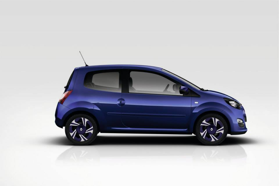 Brembo Brake Kit >> Renault Twingo Purple Adds Color to Your Life - autoevolution