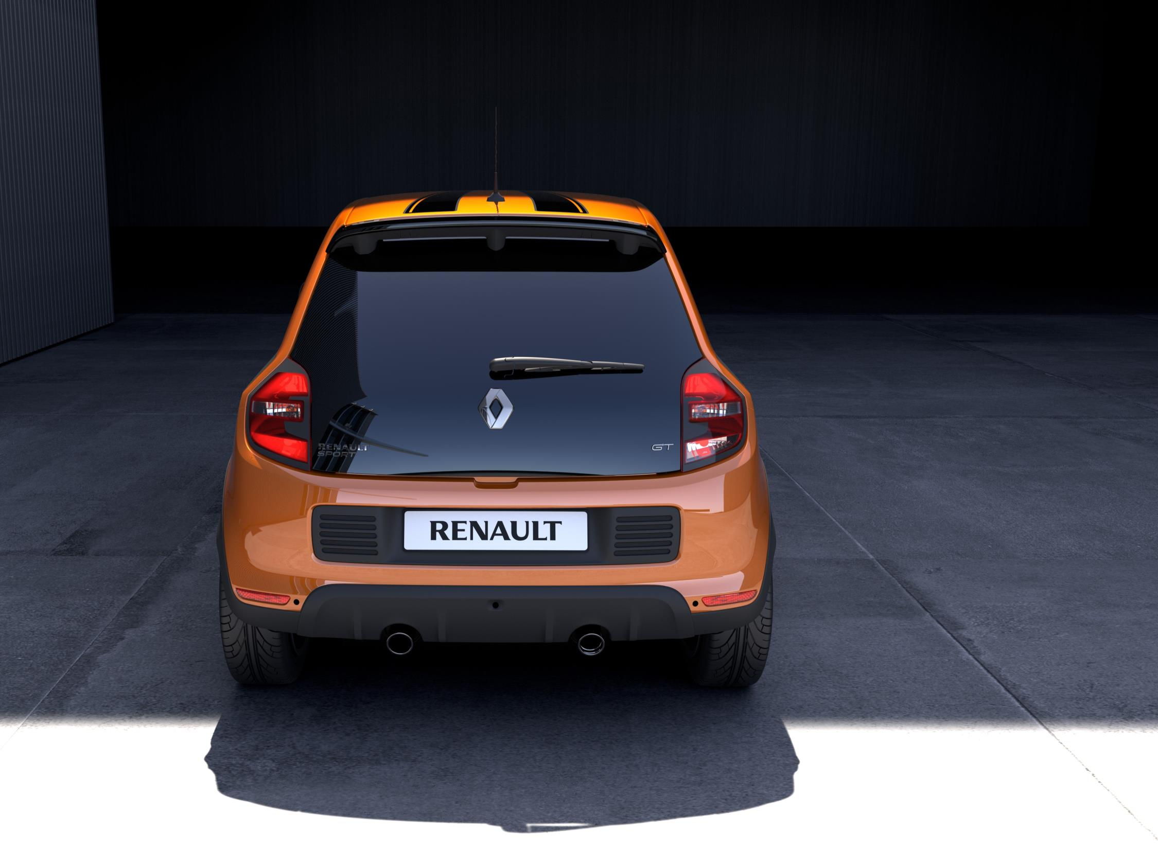 Renault Confirms Early Development of Twingo GT with 0 9L Turbo
