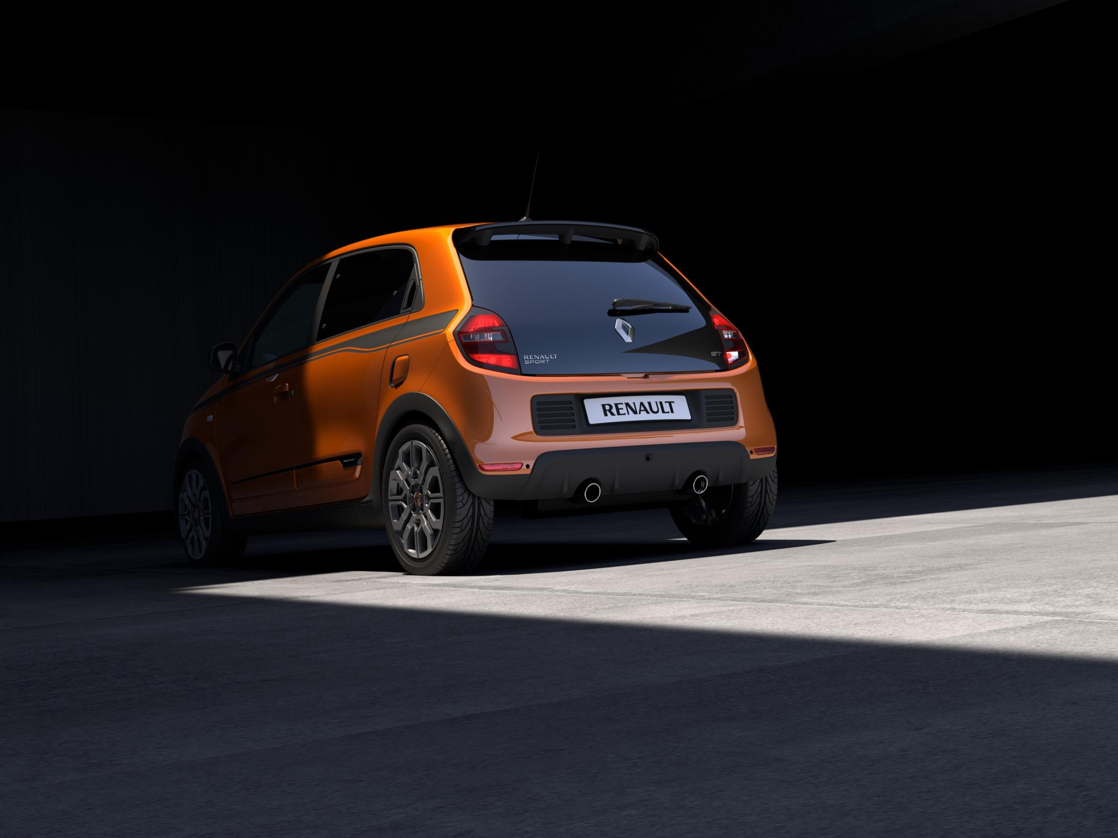 next gen renault twingo rs is it even going to happen autoevolution. Black Bedroom Furniture Sets. Home Design Ideas