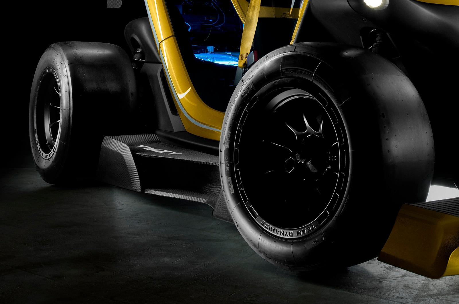 Renault Twizy Sport F1 In All Its Glory Autoevolution