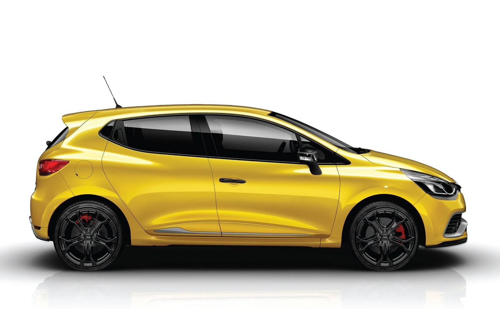 renault unveils new clio rs 200 turbo with double clutch. Black Bedroom Furniture Sets. Home Design Ideas