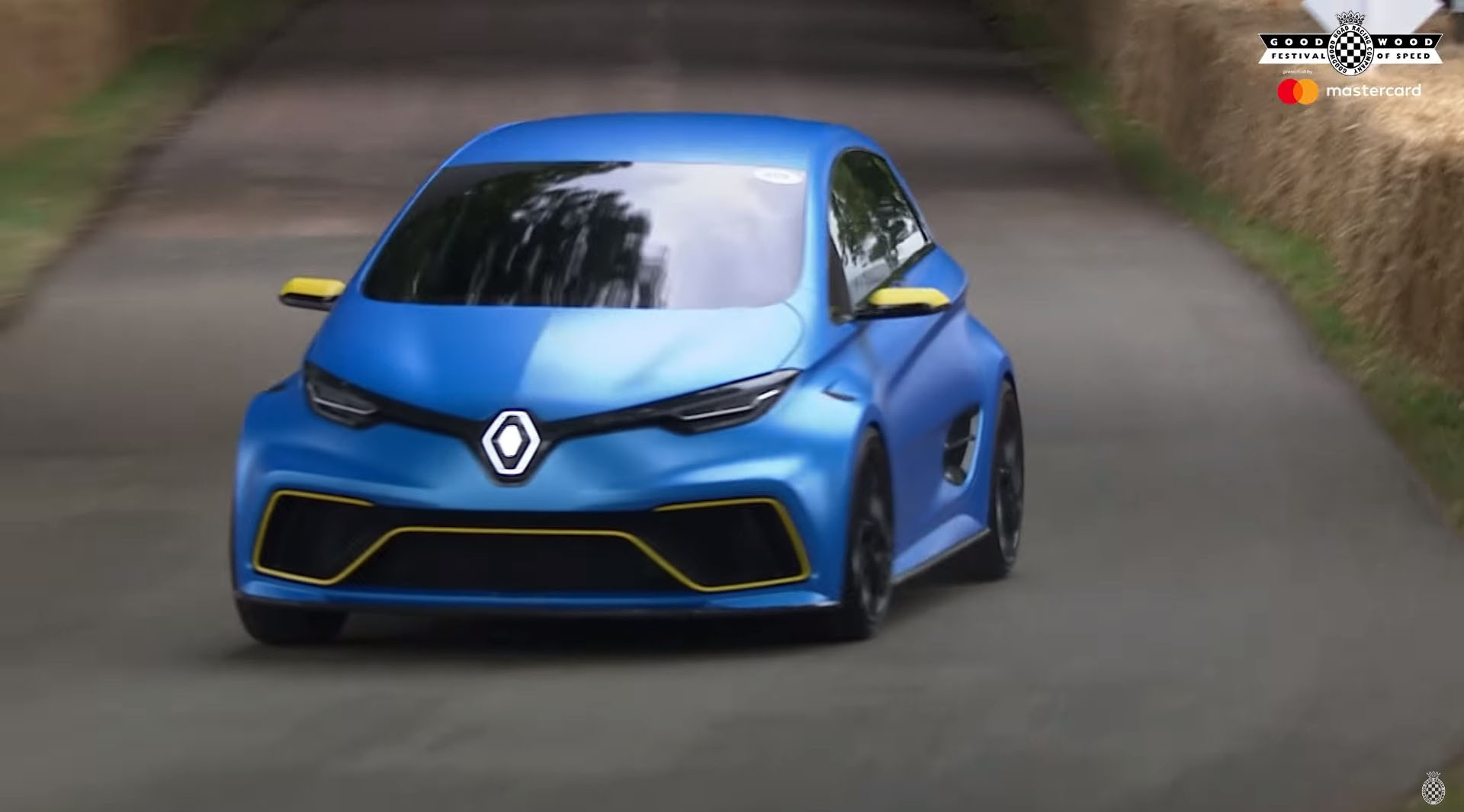 renault zoe e sport concept makes rare goodwood appearance is not alone autoevolution. Black Bedroom Furniture Sets. Home Design Ideas