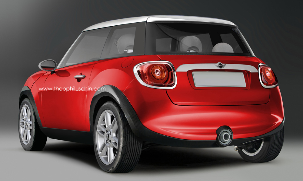 Mini Rocketman Release Date >> Rendering Mini Rocketman Autoevolution
