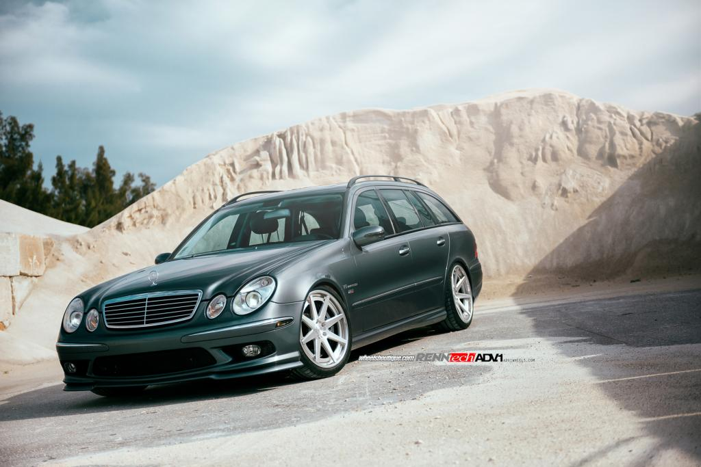 renntech mercedes e55 amg is the devil u0026 39 s station wagon