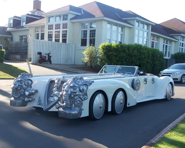 Replica Of Captain Nemo S Car Listed On Ebay For Top