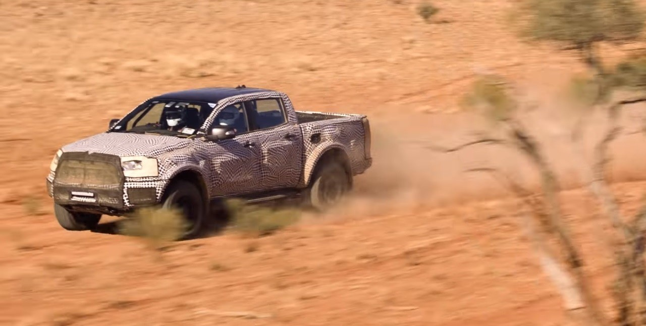 Report: 2019 Ford Ranger (Probably Not) Set For 2018 ...