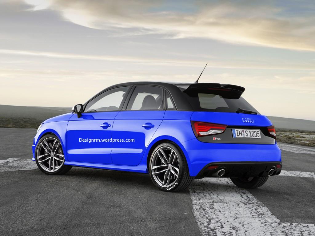 Report: Audi RS1 Bringing 310 HP to 2017 Geneva Motor Show ...
