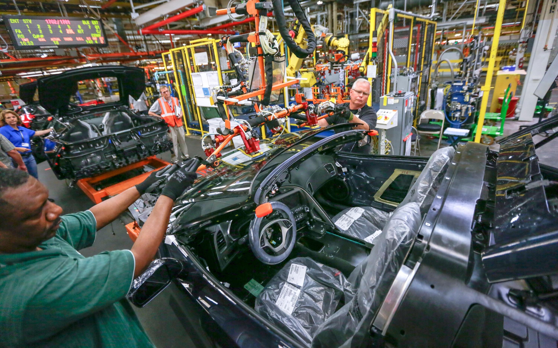 Car Factory Tours Kansas City
