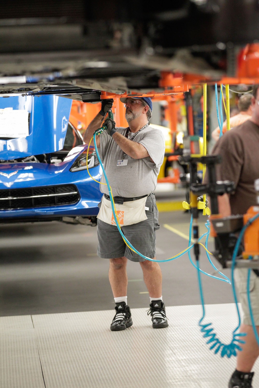 Report Corvette Plant Will Go Temporarily Offline on 2014 Chevrolet Traverse Reviews