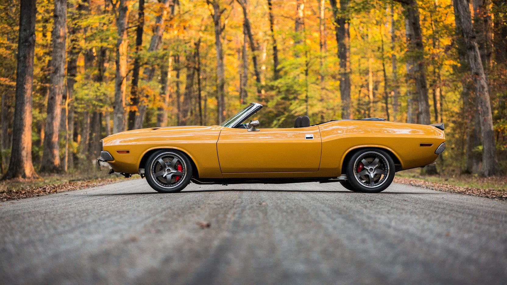 Restomod Dodge Challenger Packs Cubic Inches Of Muscle on 2015 Dodge Avenger Replacement