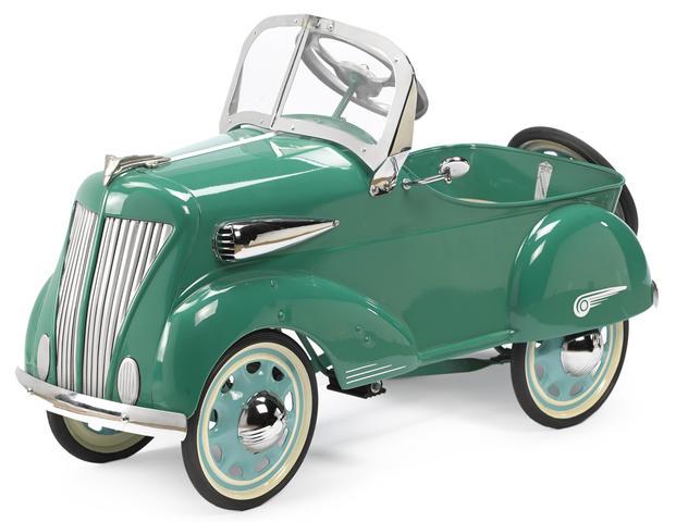 Restored Classic Pedal Cars Are Amazing Autoevolution