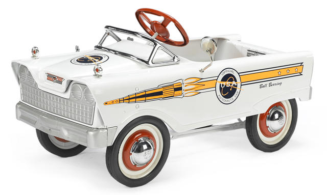 Restored Classic Pedal Cars Are Amazing Autoevolution