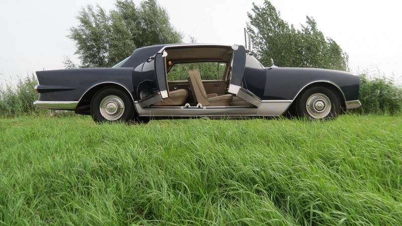 restored facel vega excellence for sale in the netherlands autoevolution. Black Bedroom Furniture Sets. Home Design Ideas