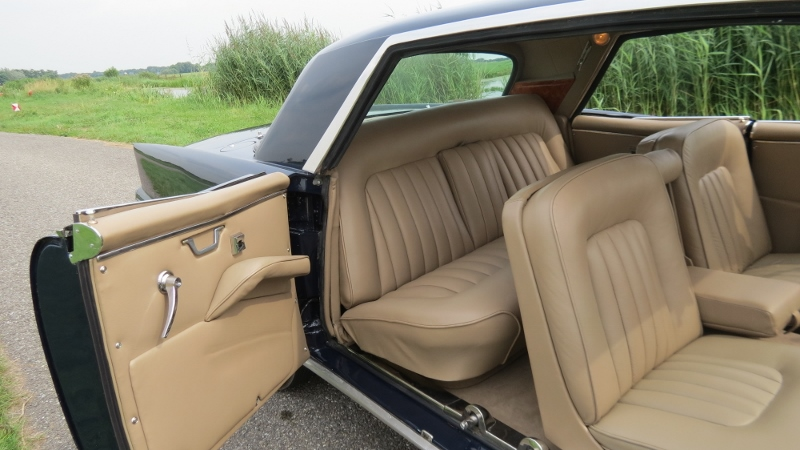 Restored Facel Vega Excellence For Sale In The Netherlands