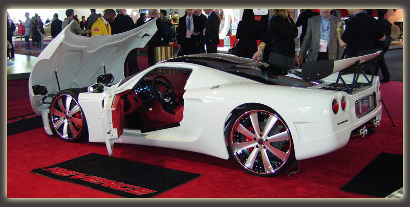 Revenge Designs Presents Hyper Expensive Turnkey Kit Car
