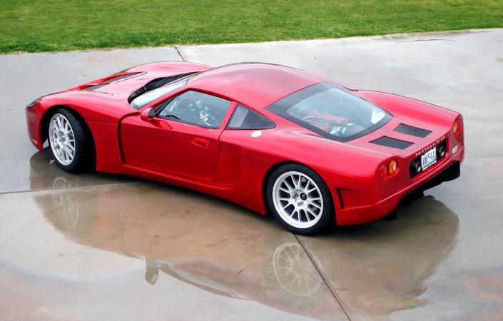 Revenge Designs Presents Hyper Expensive Turnkey Kit Car