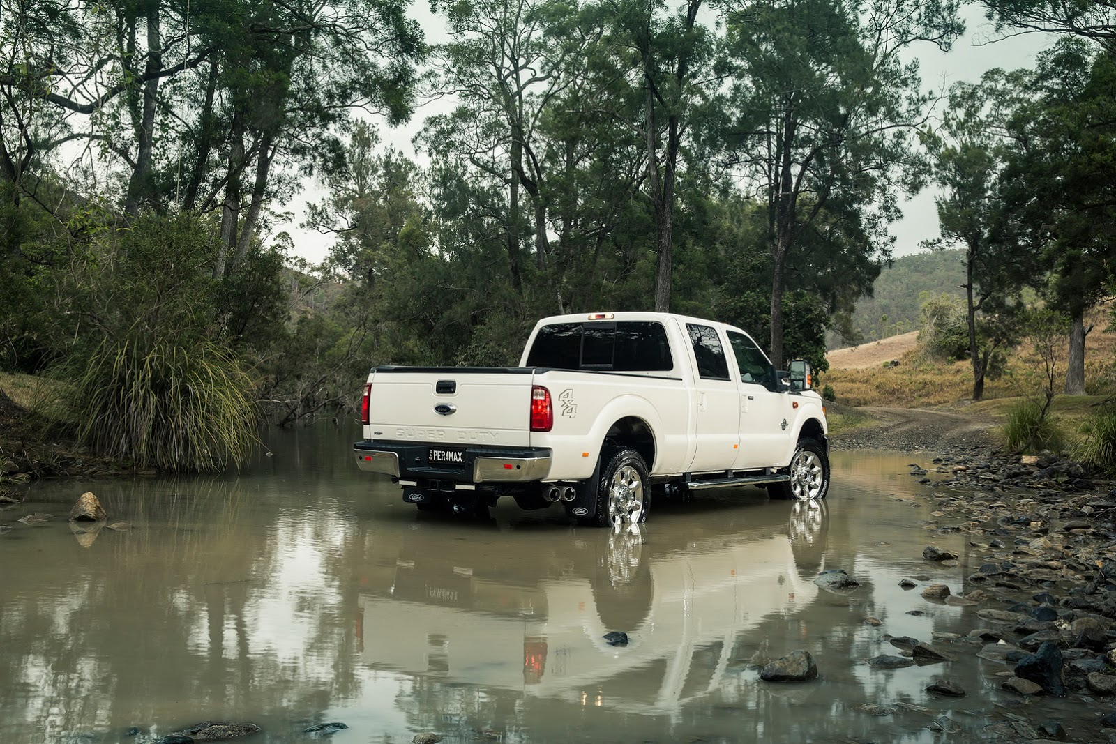Rhd 2015 Ford F 250 Priced From 105k In Australia Autoevolution King Ranch Sel Performax
