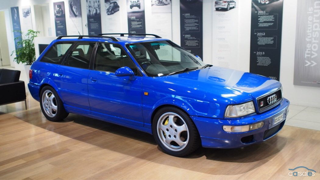 Old Porsche For Sale >> RHD Audi RS2 from 1994 for Sale in Australia, Shows Lots of Porsche Bits - autoevolution