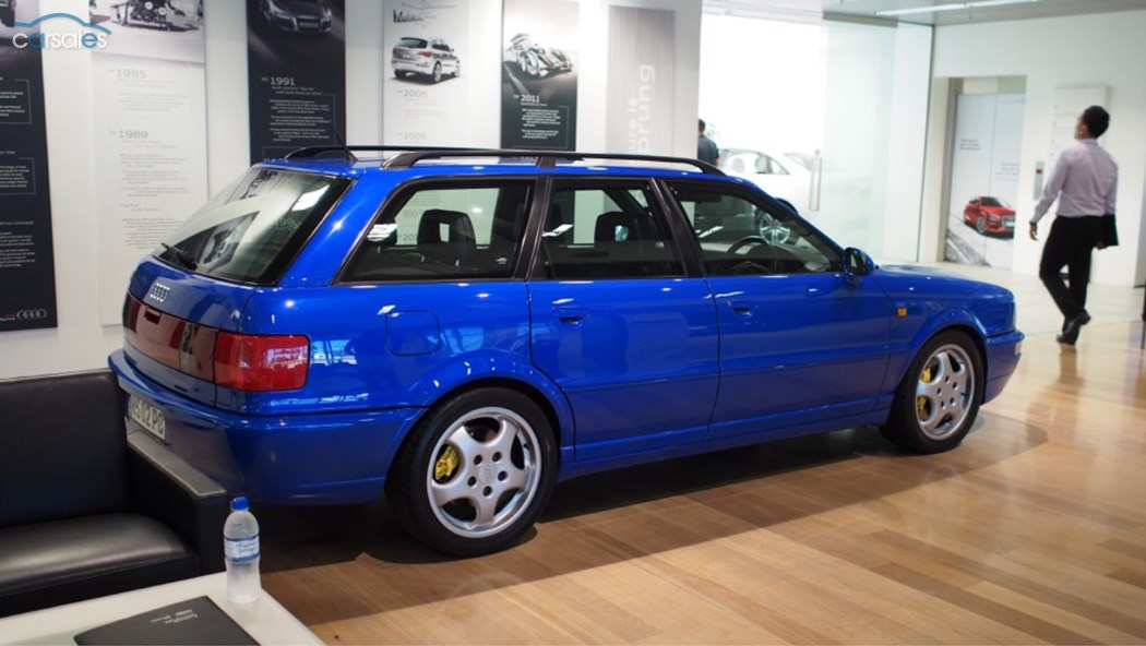 Rhd Audi Rs2 From 1994 For Sale In Australia Shows Lots