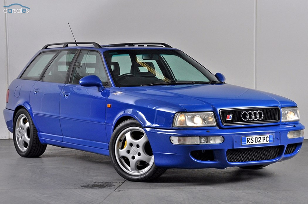 Rhd Audi Rs2 From 1994 For Sale In Australia Shows Lots Of Porsche Bits Autoevolution