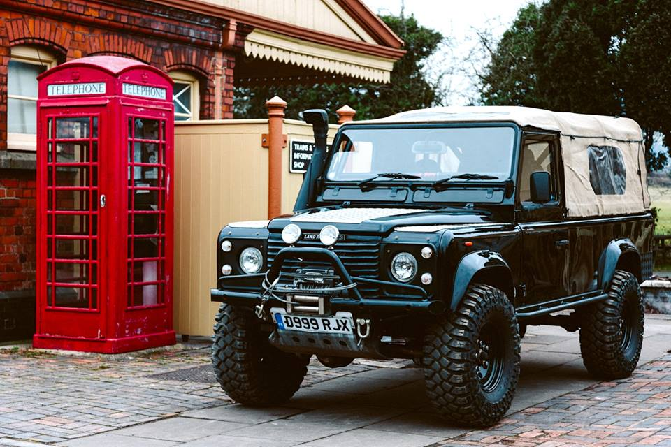 Richard Hammond Just Sold His Uber-Customized Land Rover He Called