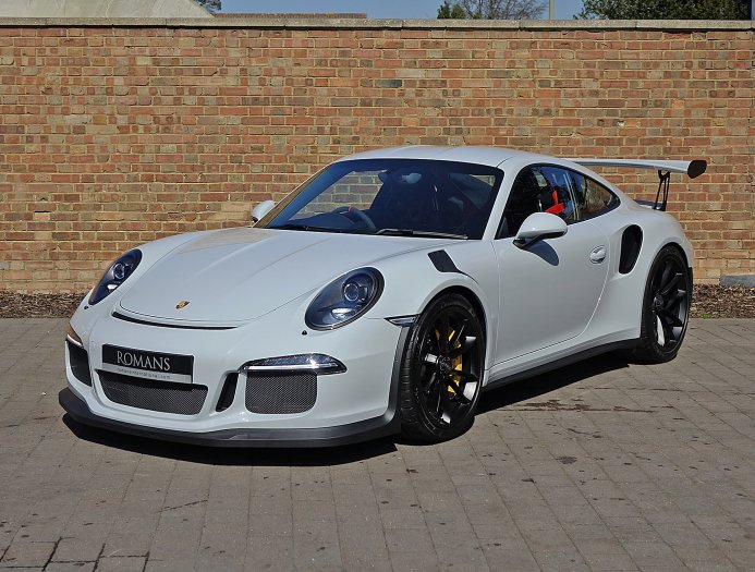 Richard Hammond S Sport Classic Grey Porsche 911 Gt3 Rs Is