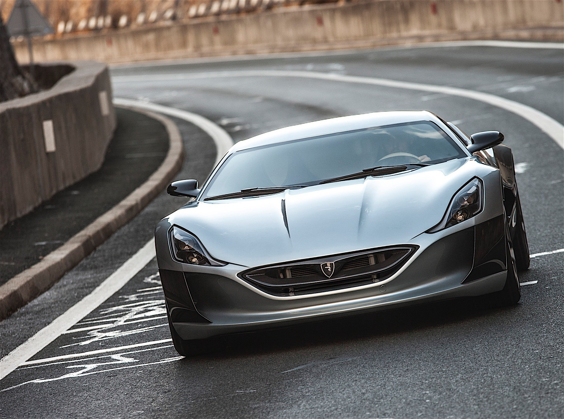 Rimac Concept One, World's First Electric Hypercar ...