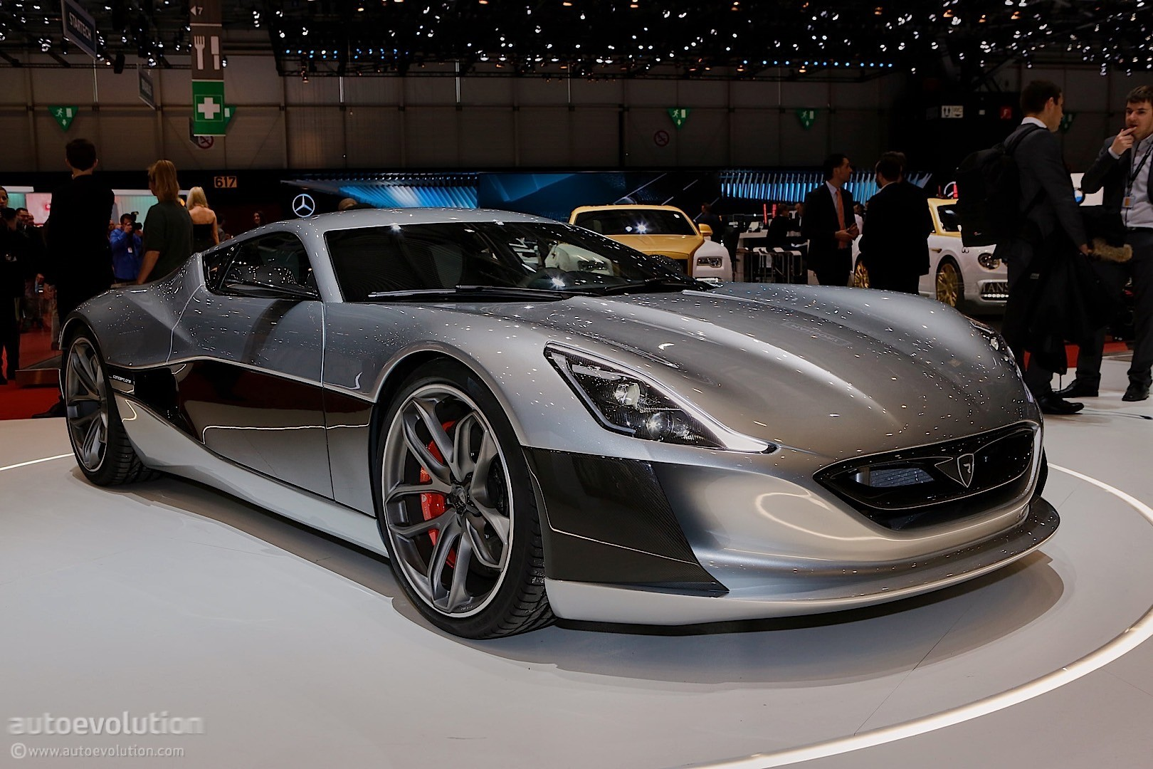 Rimac Concept One And Concept S Quietly Place Croatia On