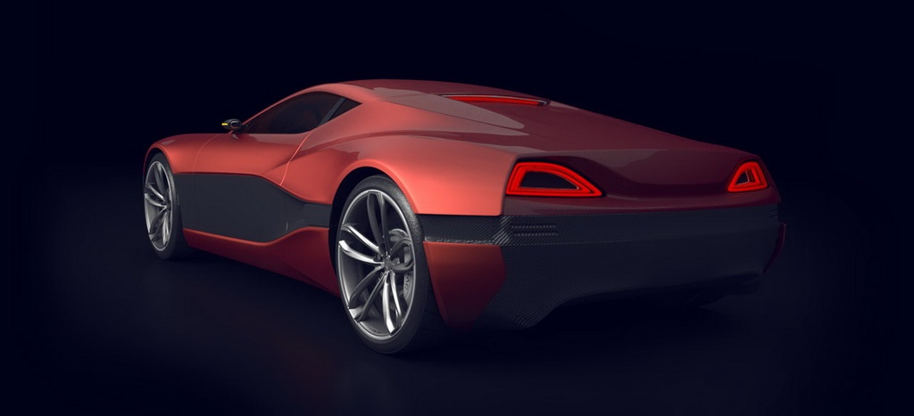 Rimac the electric supercar dream moves closer to production autoevolution