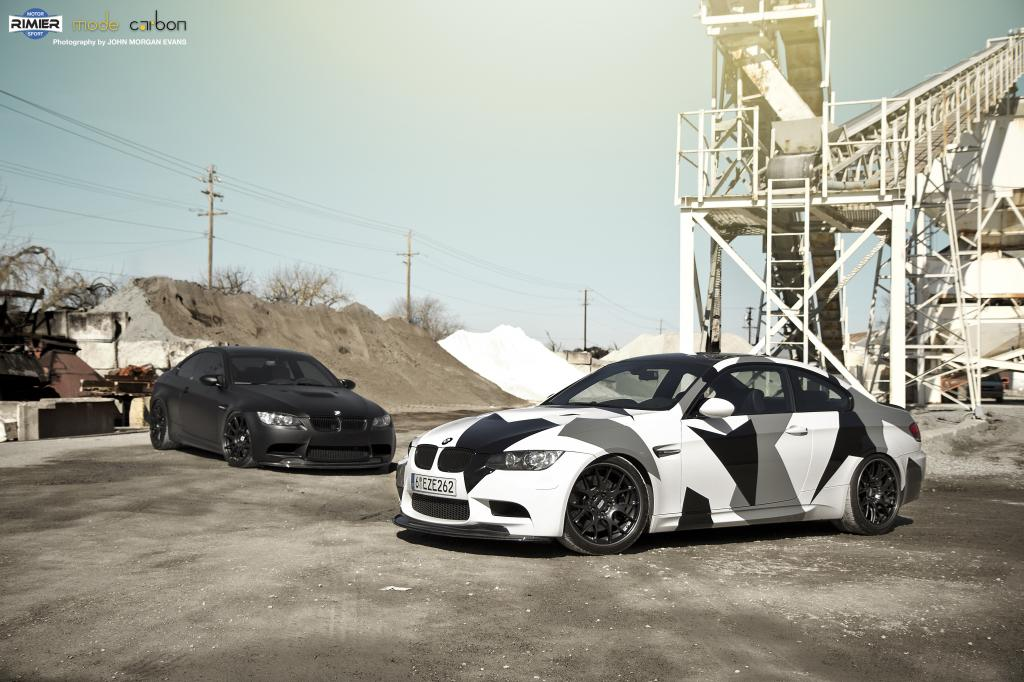 Rimier Motorsport Launches Quot Mr Hartmann Quot M3 Autoevolution