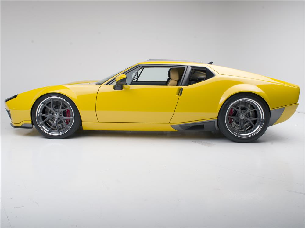 Ringbrothers adrnln pantera fetches 300 000 at barrett jackson auction autoevolution