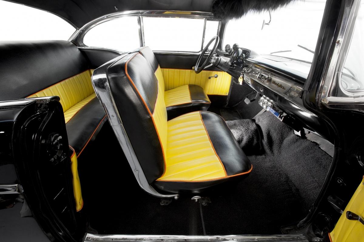 Bel Air Auto Auction >> Ringo Starr's Custom 1957 Chevrolet Bel Air Up for Auction - autoevolution