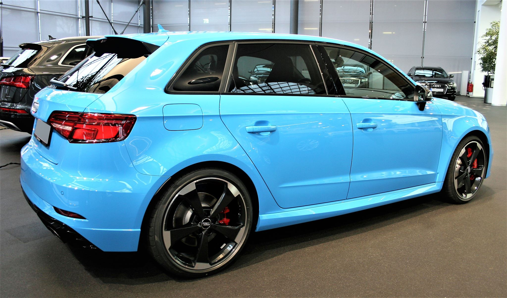 Audi Rs3 Cabriolet Rendered Would You Buy One