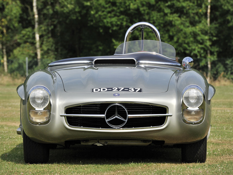 Rm Auctions To Feature Rare Mercedes 300 Sls Racing Car In