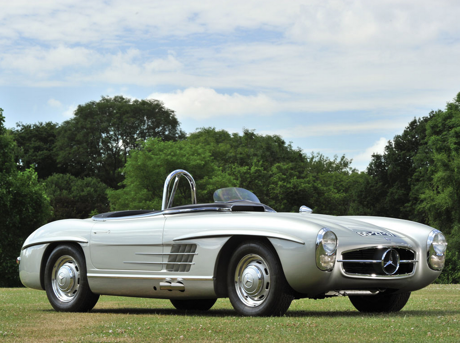 Rm auctions to feature rare mercedes 300 sls racing car in for Rare mercedes benz
