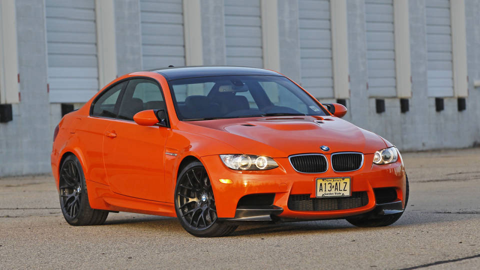 Road & Track Drives the Lime Rock Park Edition BMW M3 ...