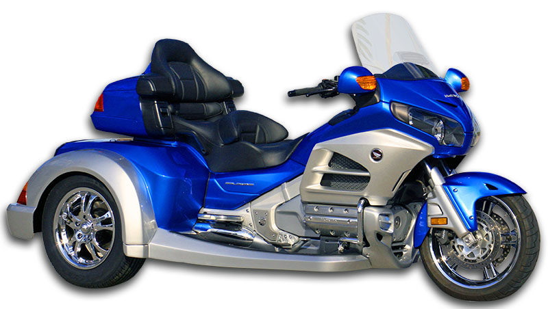 2014 honda goldwing trike