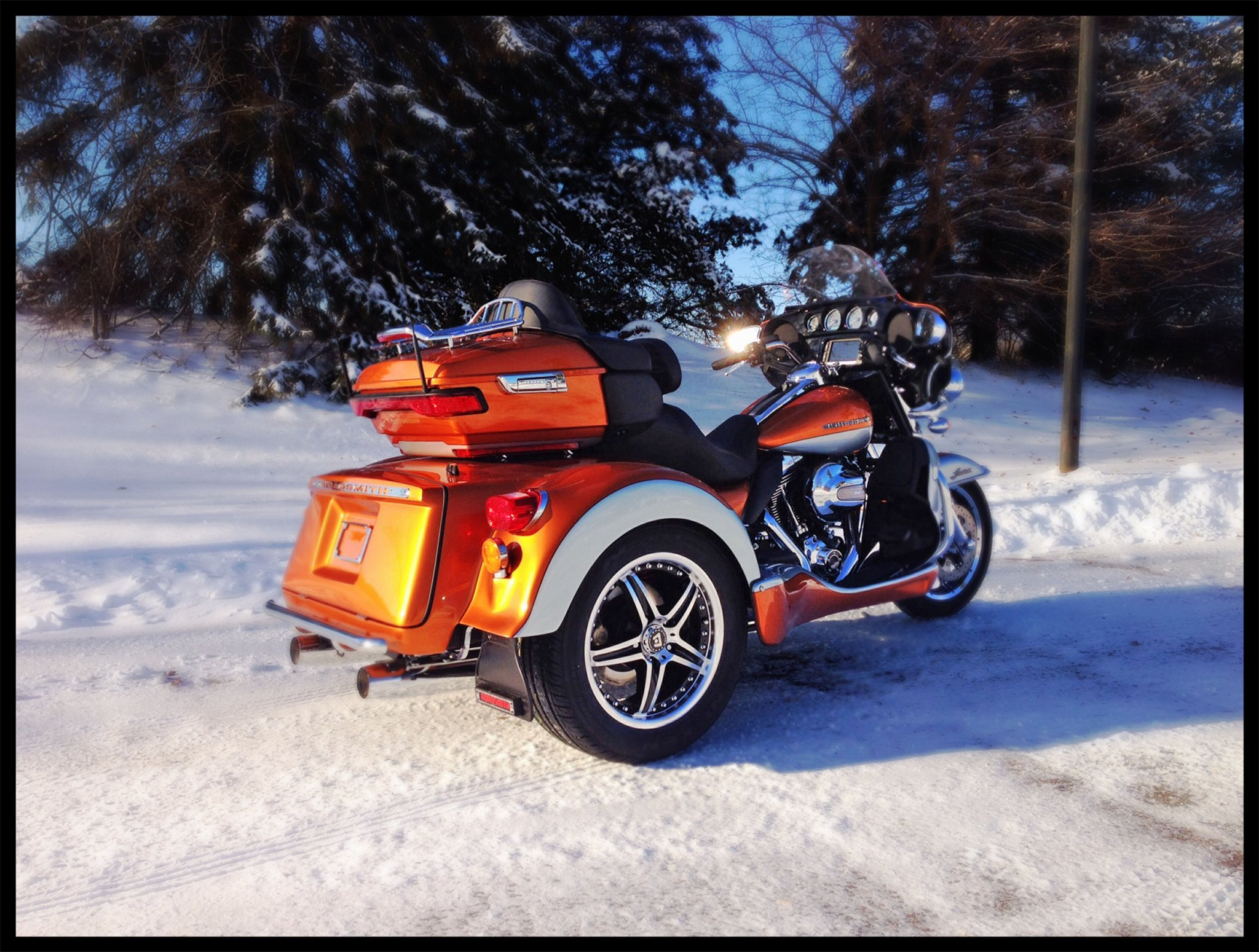 Volkswagen Group Latest Models >> Roadsmith Introduces Harley-Davidson Rushmore Trikes - autoevolution